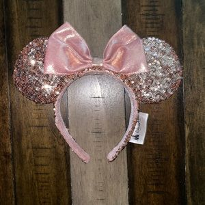 Rose Gold Ears - Walt Disney World